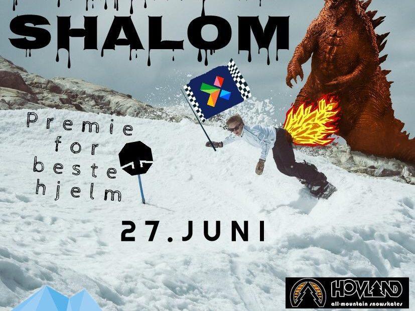 banked slalom folgefonna